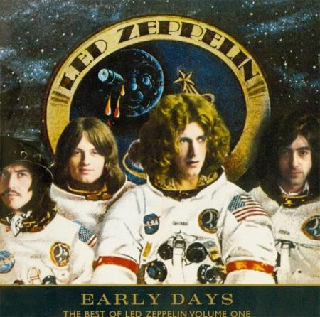 Led Zeppelin - Early Days (The Best Of ..Volume One) - CD