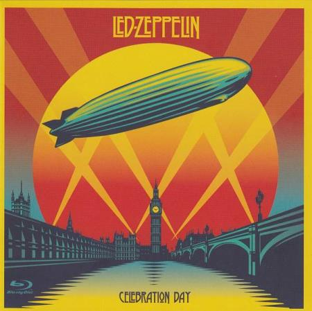 Led Zeppelin - Celebration Day - 2CD+Blu-Ray