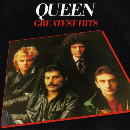 Queen - Greatest Hits - CD - Holland utgave