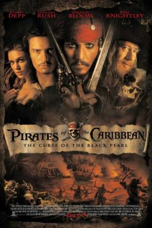 Pirates of the Caribbean (2DVD)