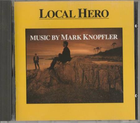 Mark Knopfler - Local Hero CD Dire Straits