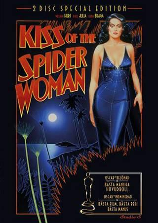 KISS OF THE SPIDER WOMAN (1985) (KLASSIKER) (2 DISC) (DVD)