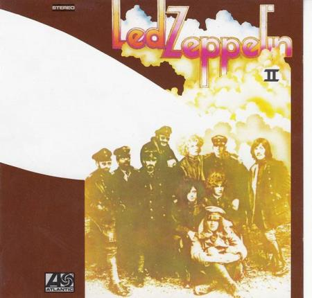 Led Zeppelin - II - CD - Remastered Edition