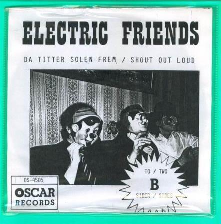 4505 Electric Friends Da titter solen frem Oscar 1988 NY