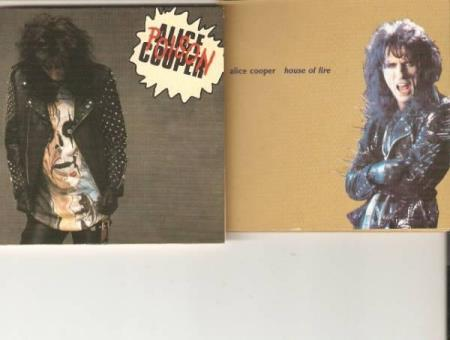 Alice Cooper - Poison & House Of Fire