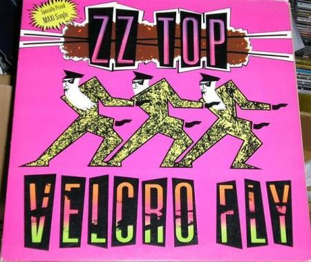 ZZ Top - Velcro Fly - US 12