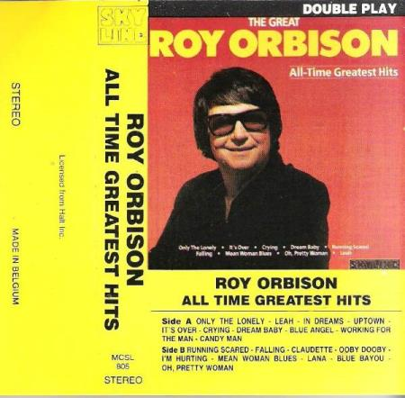 ROY ORBISON.-ALL-TIME GREATEST HITS.