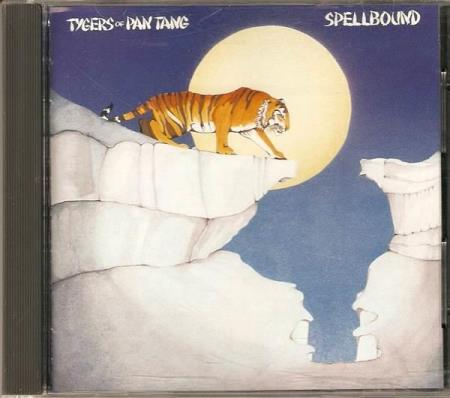 Tygers Of The Pan Tang - Spellbound - John Sykes Thin Lizzy