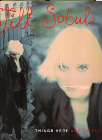 JILL SOBULE.-THINGS  HERE ARE DIFFERENT.-1990.