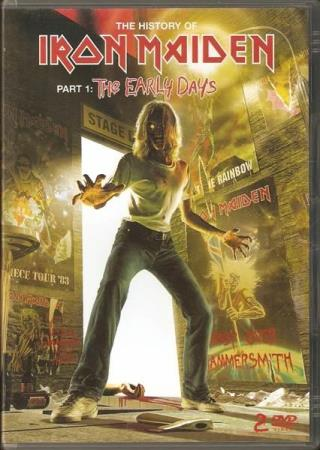 Iron Maiden - Part 1: The Early Years -  2DVD