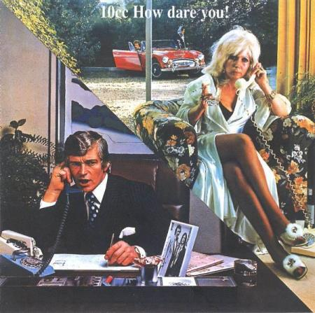10CC - How Dare You! - CD - Remasted Utgave