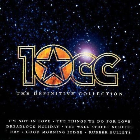 10CC - The Definitive Collection - CD