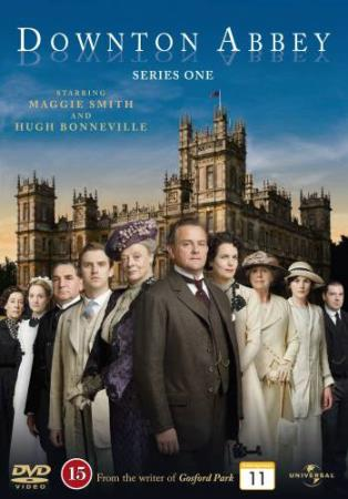 DOWNTON ABBEY - SESONG 1 (2010) (3 DISC) (DVD)