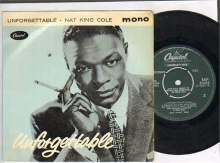 Nat King Cole - Unforgetable og The very thought of you