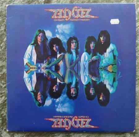 Angel 2 LP plater - Sinful og On earth as it is in heaven