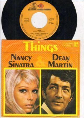 Nancy Sinatra & Dean Martin - Things / Up up and away