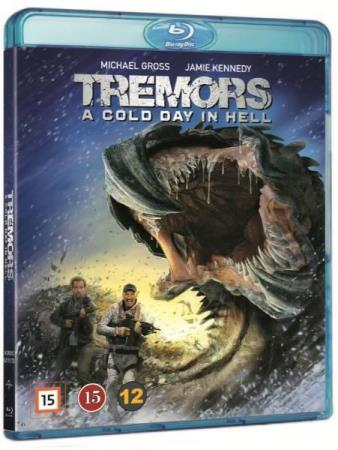 TREMORS - A COLD DAY IN HELL (2018) (BLU-RAY)