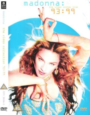 MADONNA.-THE VIDEO COLLECTION.-1999.