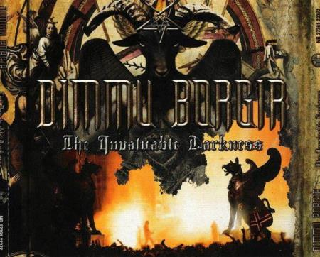 Dimmu Borgir - The Invaluable Darkness - 2DVD+CD
