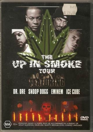 The Up In Smoke Tour - DVD - Eninem Snoop Dogg