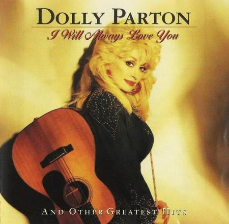 Dolly Parton - I Will Always Love You - CD