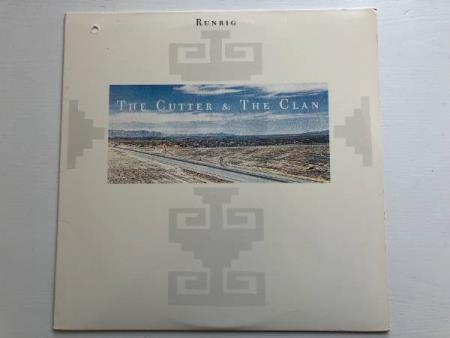 Runrig - The Cutter & The Clan (LP)