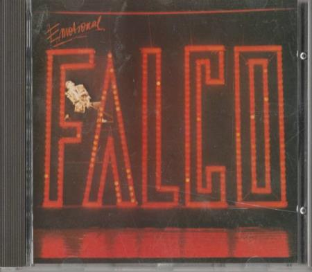 Falco - Emotional CD 1986 Synth pop