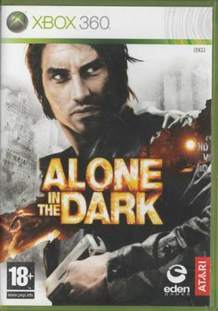Xbox 360 : Alone In The Dark