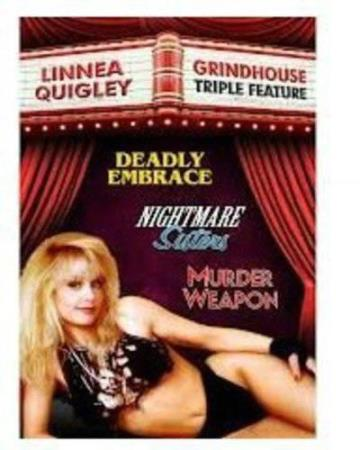 LINNEA QUIGLEY GRINDHOUSE TRIPLE FEATURE (3 MOVIES) (DVD)