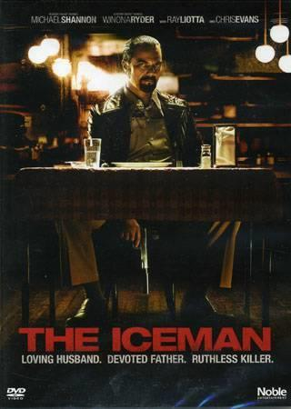 THE ICEMAN (2012) (JAMES FRANCO) (DVD)