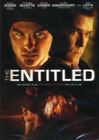 ENTITLED (2011) (RAY LIOTTA) (DVD)