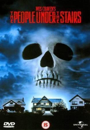 THE PEOPLE UNDER THE STAIRS (1991) (WES CRAVEN) (DVD)