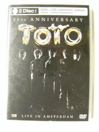 Toto: Live In Amsterdam 2-DVD (M)