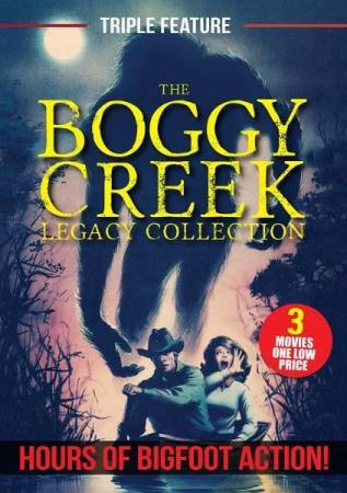 THE BOGGY CREEK LEGACY COLLECTION (3 FILMER) (DVD)