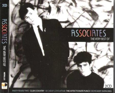 ASSOCIATES.-THE VERY BEST OF.-2 CD.