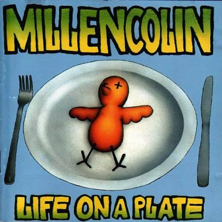 Millencolin ‎– Life On A Plate