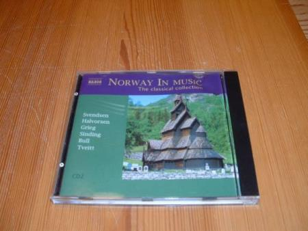 NORWAY IN MUSIC - THE CLASSICAL COLLECTION - CD 2