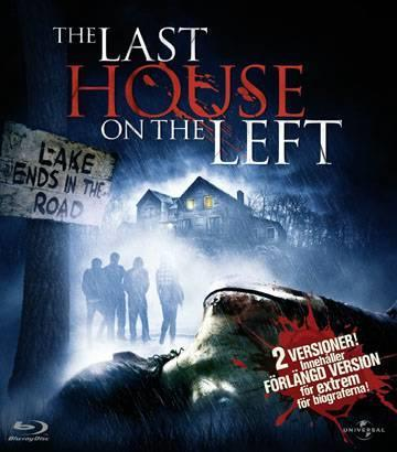 THE LAST HOUSE ON THE LEFT (2009) (BLU-RAY)