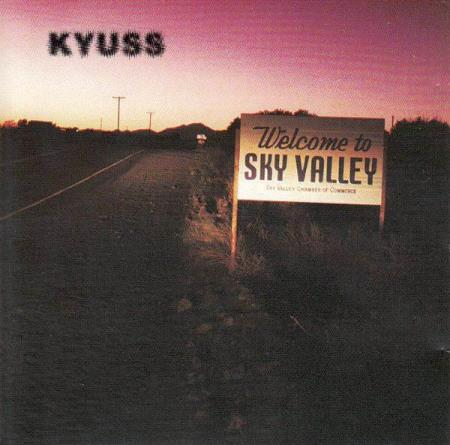 Kyuss - Welcome To Sky Valley - CD - Josh Homme