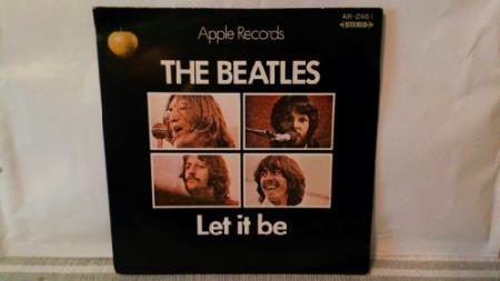 "The beatles 7 "" let it be"