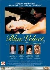 BLUE VELVET (1986) (DAVID LYNCH) (KLASSIKER) (DVD)