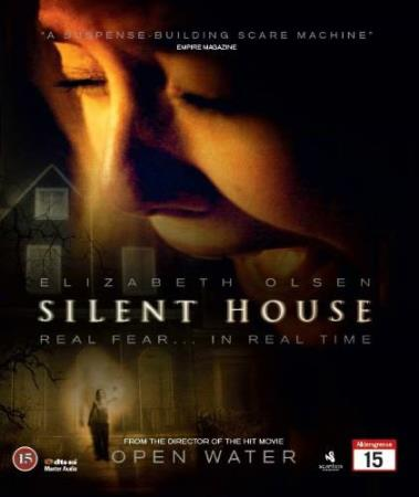 SILENT HOUSE (2011) (HORROR) (BLU-RAY)