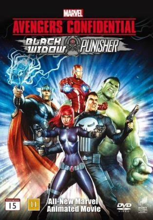 AVENGERS CONFIDENTIAL (2013) (ANIMATION) (DVD)