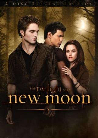 THE TWILIGHT SAGA - NEW MOON (2009) (2 DISC) (DVD)