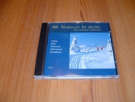 NORWAY IN MUSIC - THE CLASSICAL COLLECTION - CD 1