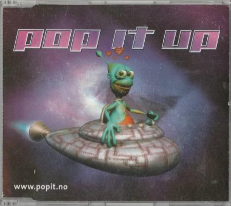 Pop It Up - CD-Singel - Creation Drama - Sjelden