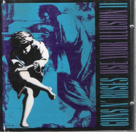 GUNS N ROSES.-USE YOUR ILLUSION II.-1991.