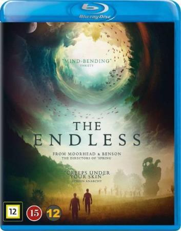 THE ENDLESS (2017) (HORROR) (BLU-RAY)