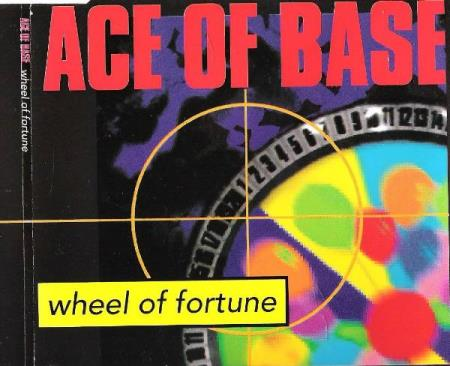 ACE OF BASE.-WHEEL OF FORTUNE.-1992.