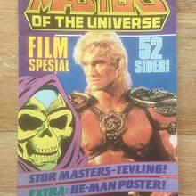 MASTER OF THE UNIVERSE: Filmspesial 1987